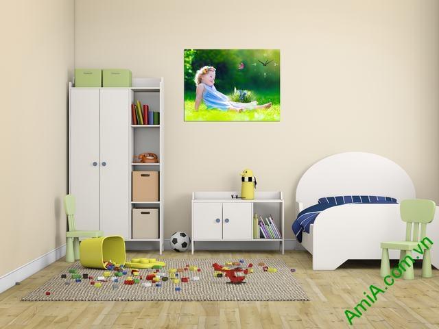 Tranh treo tường phòng trẻ em-01
