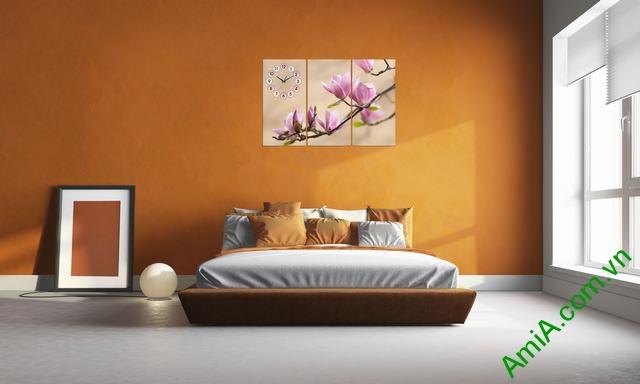 Một số lưu ý khi chọn tranh treo tường phòng ngủ hiện đại
