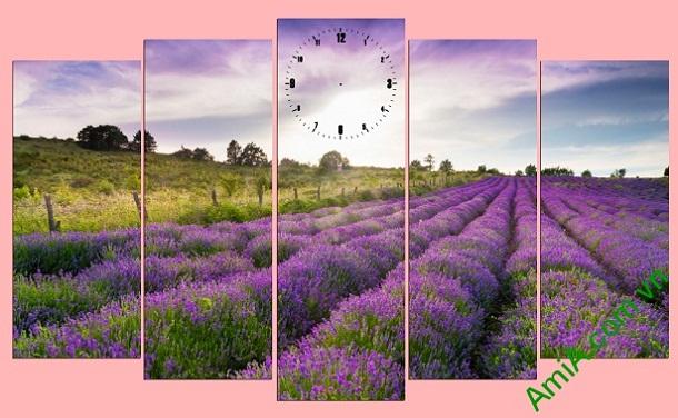 Chào Xuân cùng bộ tranh treo tường đẹp đậm sắc hoa-01