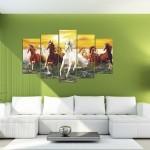 khám pá quà tết tranh treo tường hiện đại chất nhất 2016