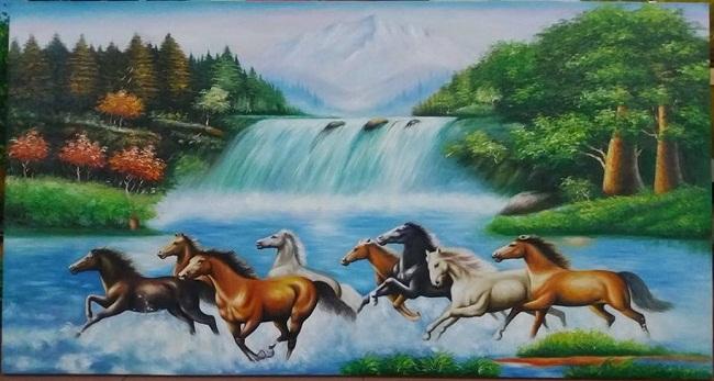 Top 3 bộ tranh treo tường phong thủy được ưa chuộng nhất-04