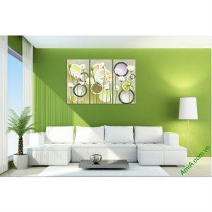 Tranh ghép nghệ thuật treo tường hình họa sáng tạo Amia 416-00