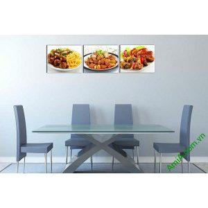 Tranh treo tường trang trí phòng ăn, nhà hàng AmiA 618-00