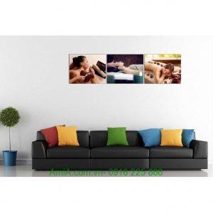 Hình ảnh mẫu thiết kế Tranh treo tường spa hiện đại