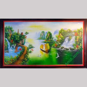 Hinh anh thuan buom xuoi gio lam anh dai dien