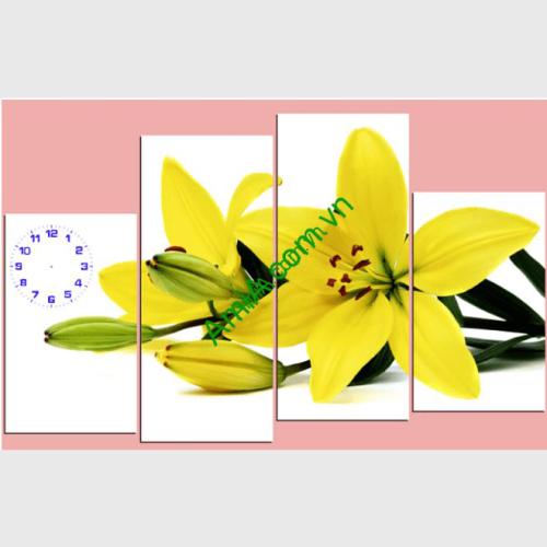 Hinh anh tranh dep tranh treo tuong hoa ly vang AmiA 115