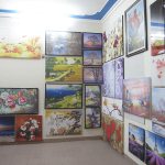 Shop ban tranh canvas treo tuong tai Ha Noi AmiA