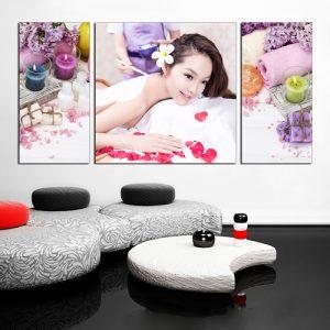 Tranh Spa dep chat luong cao treo tuong minh hang AmiA 1268