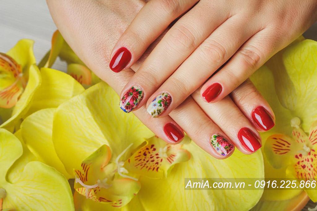 Hinh anh spa chat luong cao spa lam mong lam nail AmiA ist 497965446