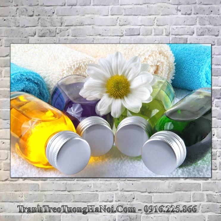 Tranh tinh dầu giá rẻ treo spa