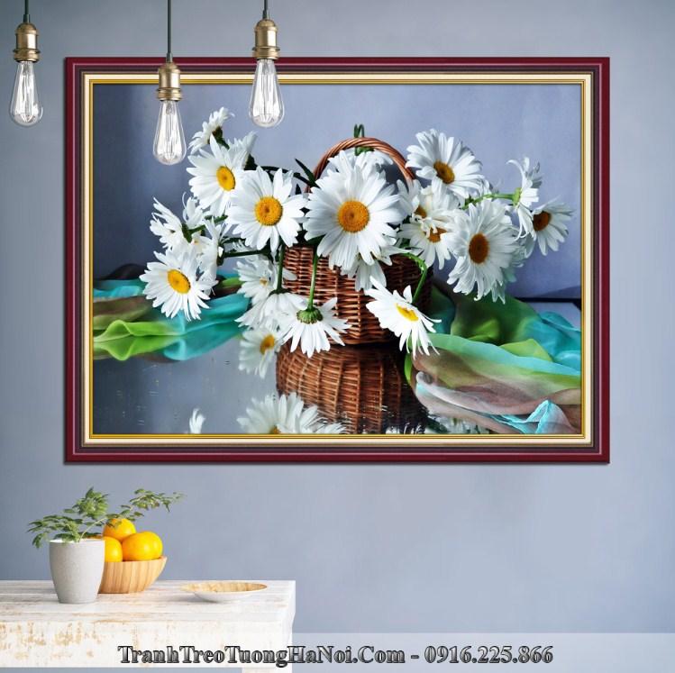 Qua mung tan gia gia re gio hoa cuc hoa mi trang