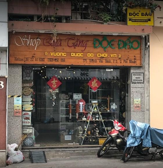 Shop qua tang doc dao thanh pho ho chi minh quan phu nhuan