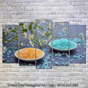 Tranh spa muoi bien xanh ngoc treo tuong thu thai sp95-pix3581133