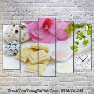 Tranh treo tuong spa sap hoa thom 5 tam amia SP97-pix4262829