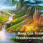Bang gia tranh song nui son thuy day du nhat