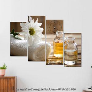 Tranh spa 4 tam tinh dau cuc hoa mi AmiA sP140