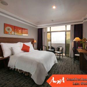 Tranh Khách Sạn Dự Án