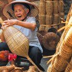 Tranh phong canh que huong hung yen dep nhat
