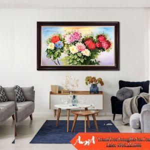 Trah phong thuy dep hoa mau don son dau amia tsd 549