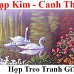 Tranh treo tuong hop tuoi canh thin 2000