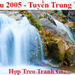 Tuoi At Dau 2005 hop treo tranh gi menh gi theo phong thuy Amia
