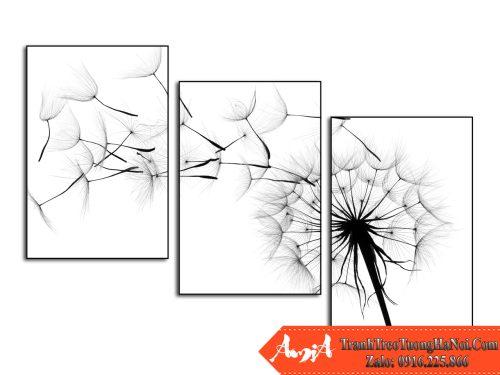 Tranh ghep 3 tam amia 1867 hoa bo cong anh